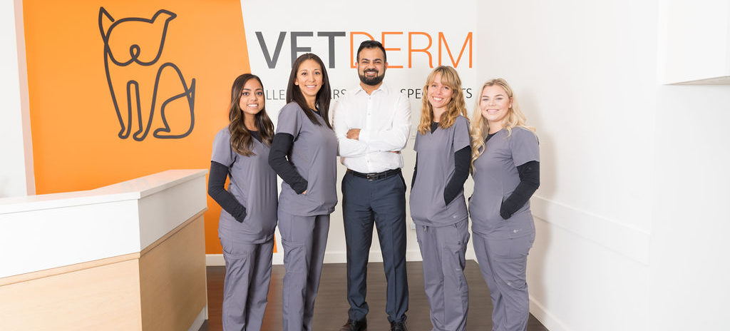 VetDERM Clinic | Team Members | Veterinary Dermatology Clinic in Surrey BC